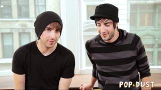 The Magic Box Interview: All Time Low