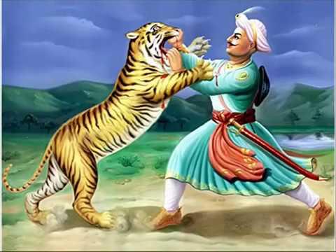 Kya Shaan Dekho Tippu Sultan ki