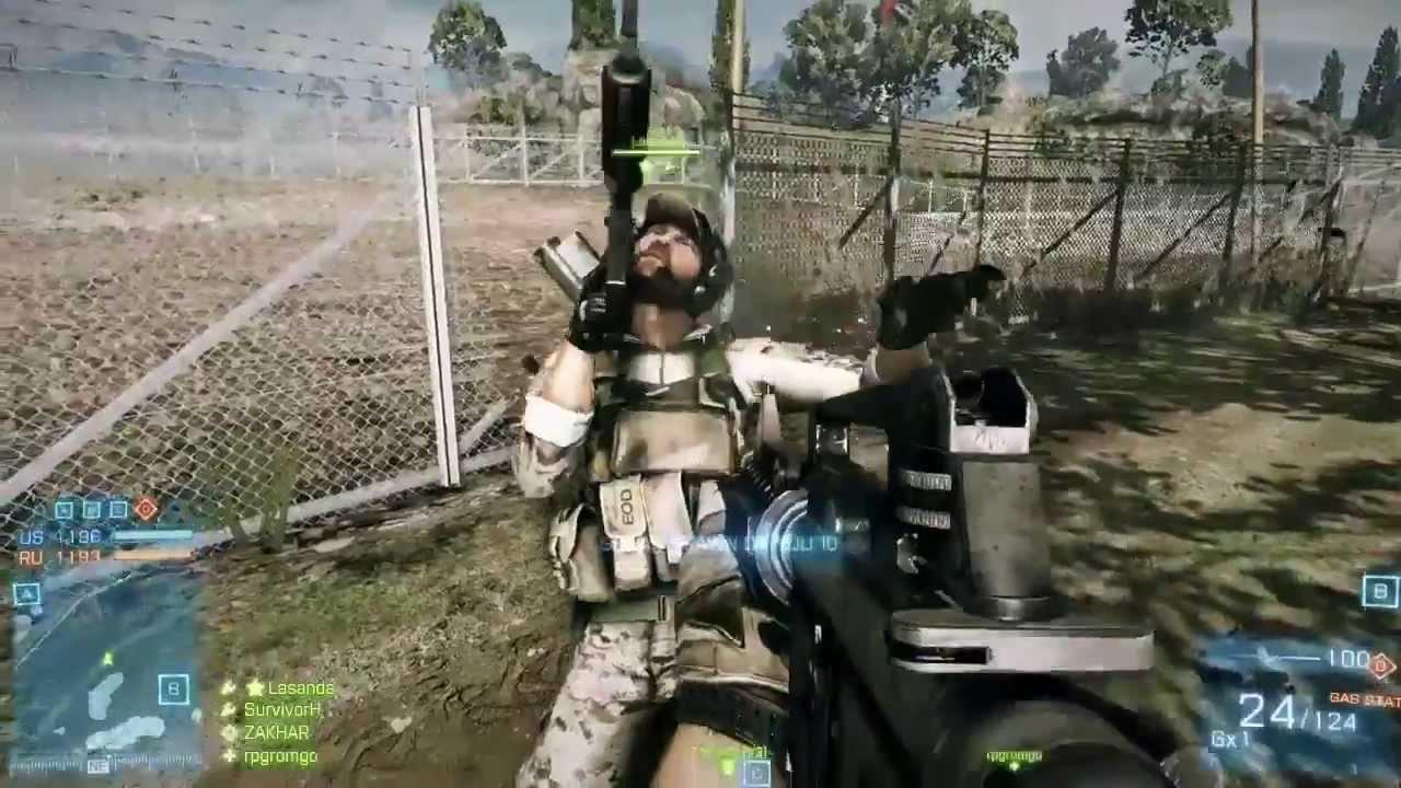 Battlefield 3 скриншот