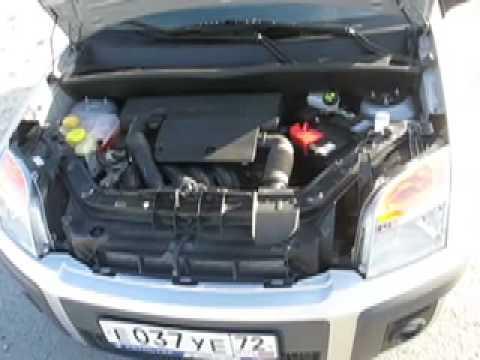 Тест Ford Fusion