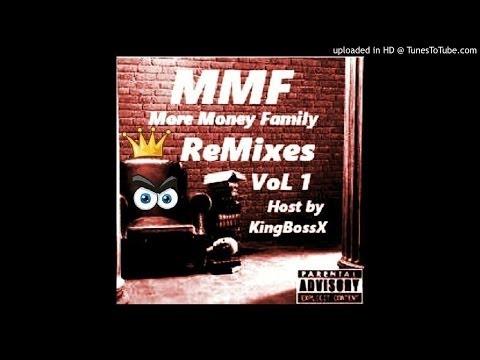 Im Baller GMix - Fat Joe, Wiz Khalifa, KingBossX, Butta, Donniedee