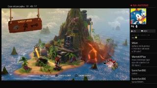 Crash  Bandicoot N'Sane Trilogy STREAM (PS4)