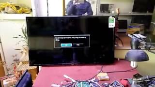 Hướng dẫn khắc phục hiện tượng không kết nối được Youtube với tivi smart, sam sung, lg, sony