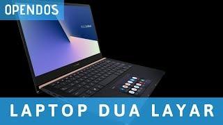 #OPENDOS Unboxing Asus ZenBook Pro 14 UX480FD