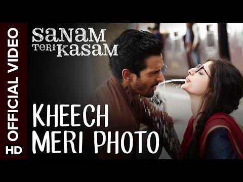 Kheech Meri Photo Official Video Song | Sanam Teri Kasam | Harshvardhan, Mawra | Himesh Reshammiya
