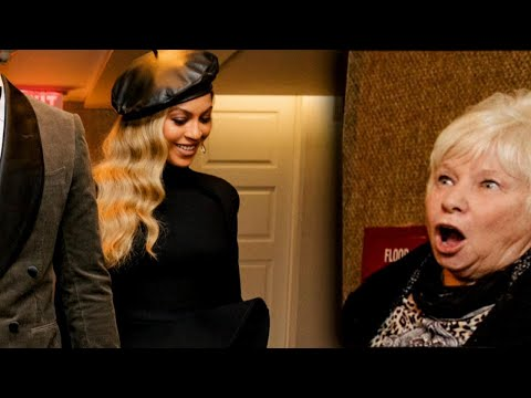 Grandma in Shock After Crossing Paths With Beyonce in Hotel thumbnail