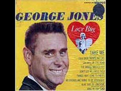 George Jones - Bridge Washed Out