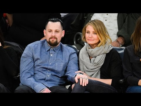Benji Madden Gets Giant Tattoo of Cameron Diaz's Name