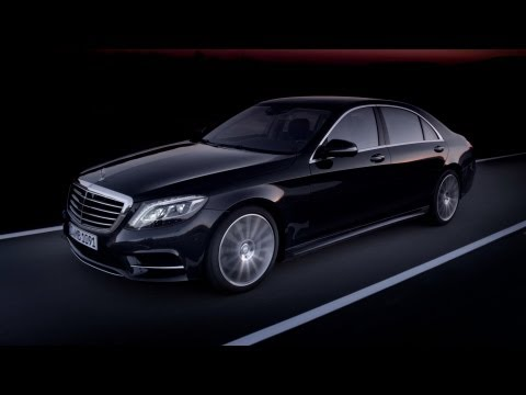 Mercedes S-Class 2014, OFFICIAL TRAILER