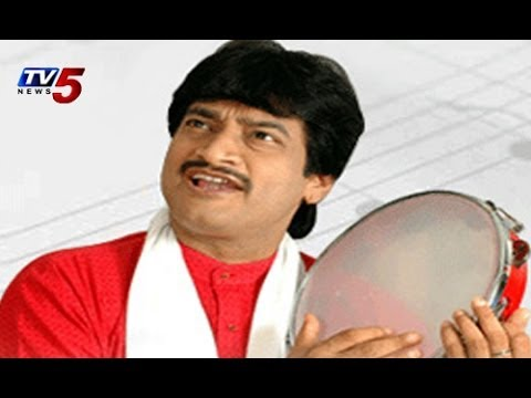Ghazal Srinivas Heart Touching Village Songs | His Family Funny Chit Chat With Tv5 News video