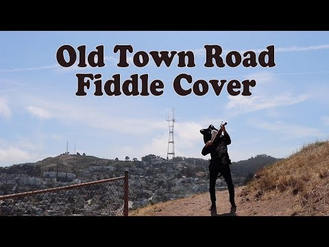 Old Town Road - Fiddle Cover