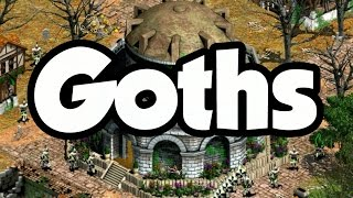 Goths Overview AoE2