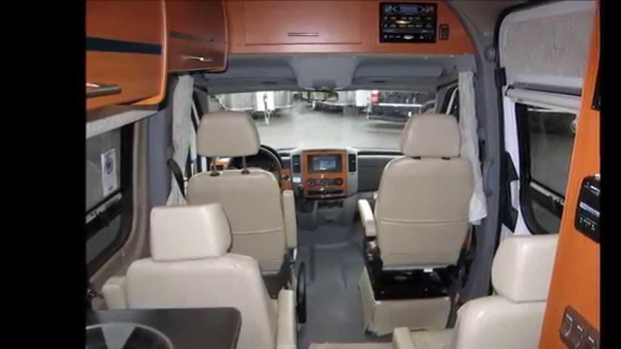 2013 winnebago era 70x by mercedes benz sprinter youtube for Mercedes benz sprinter 3500 diesel class b rv motorhome