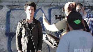 Green Day - Still Breathing (Behind The Scenes Of The Music Video)