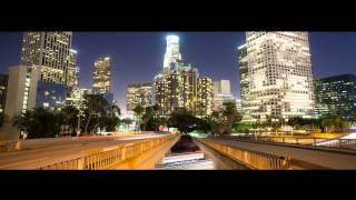 Вечерний ЛА -  Nightfall in Los Angeles