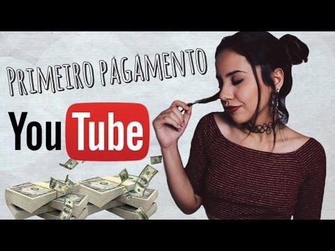 DDB #9 - Meu primeiro pagamento do Youtube: Banco Rendimento. Monetização. CPM