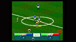 Classic Game Room - FIFA 96 for Sega Genesis review