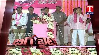 Big Byte - CM KCR Slams Nama Nageshwar Rao - Praja Ashirvada Sabha  Telugu - netivaarthalu.com