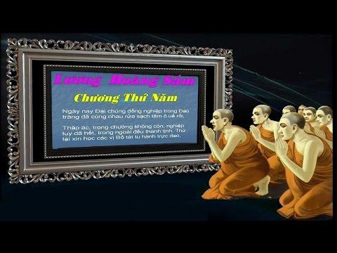 Lương Hoàng Sám Chương 5