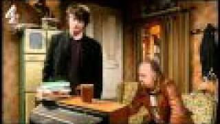 Black Books | Circus of Death | Channel 4