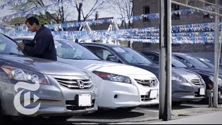 The New Subprime Bubble: Car Loans   The New York Times