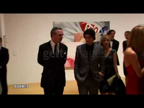 James Franco & Ahna O'Reilly at MOCA New 30th Anniversary Gala /Nov.2009