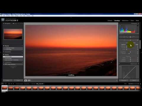 Lightroom time-lapse Tutorial - How to create a time-lapse video using Adobe Lightroom