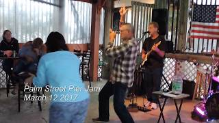 Jam Night at the Palm Street Pier