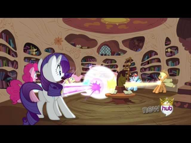 Twilight Fixes Starswirl's Spell - Magical Mystery Cure