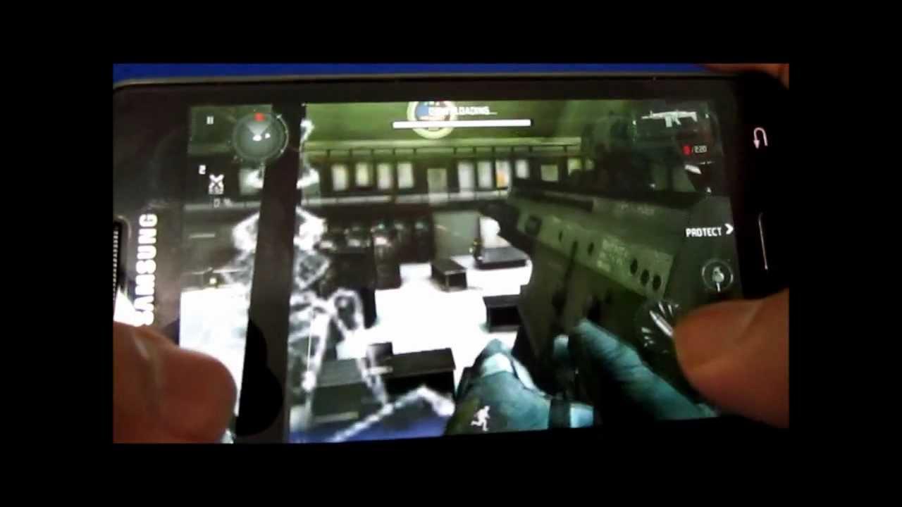Modern Combat 3 Fallen Nation Armv6 На Андроид