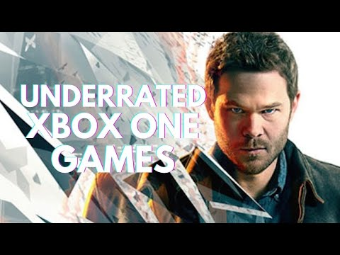 10 MOST UNDERRATED Xbox One Games Of All Time | Hidden Xbox One Gems