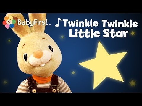 Harry The Bunny Sings Twinkle Twinkle Little Star video