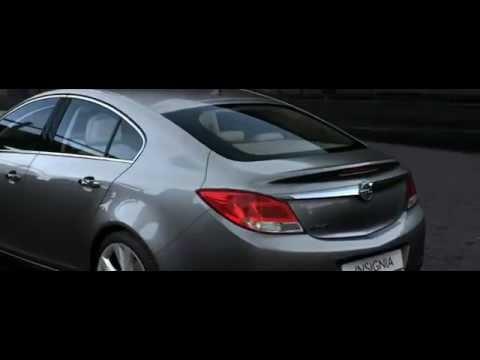 Opel insignia hatchback, обзор