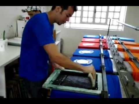 Pintando camisetas youtube - Pinturas para pintar camisetas ...