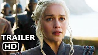 GAME OF THRONES Season 7 Official Trailer (2017) GOT, TV Show HD