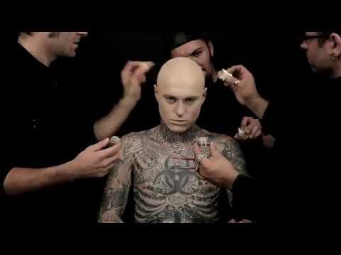 Her yeri d vmeli adama youtube for Dermablend tattoo cover up video