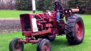 656 International Harvester