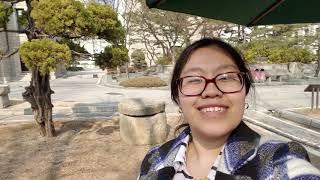 Studying Abroad in South Korea - Seoul, Korea University - Day 1