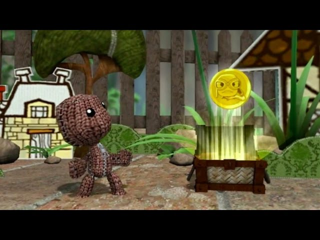 Run Sackboy! Run! Launch Trailer