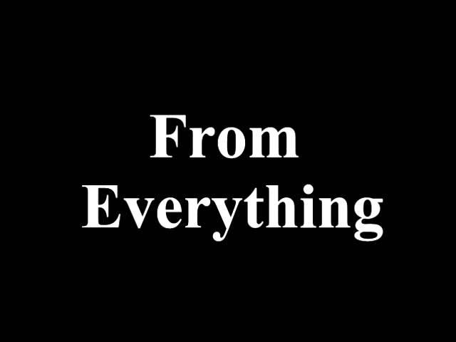 Mudvayne - Just Lyrics On Screen