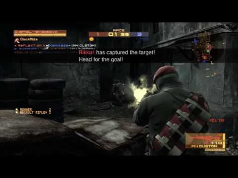 [MGO] Glitchers Gone Wild (GGW) Montage