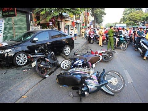 Bản tin an toàn giao thông cập nhật ngày 15.8.2016 | hanh trinh pha an
