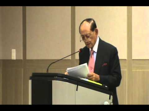 3of4 Ex-President of the Philippines Fidel Valdez Ramos @ CUK