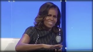 MICHELLE OBAMA JUST SAID SOMETHING UNFORGIVABLE ABOUT WHITE REPUBLICAN MEN