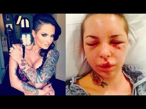 War Machine Attacks Porn Star Christy Mack