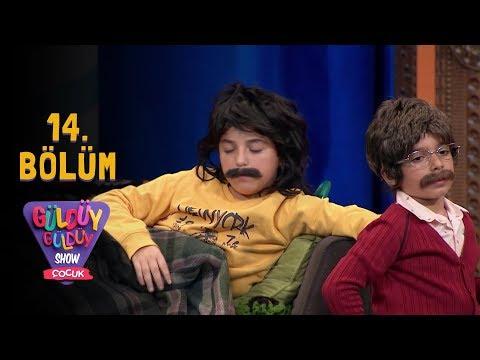 Güldüy Güldüy Show Çocuk 14. Bölüm Tek Parça Full HD (21 Ekim Cuma)
