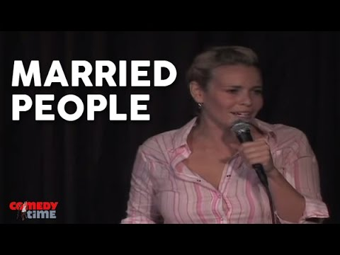 Stand Up Comedy By - Chelsea Handler - Married People