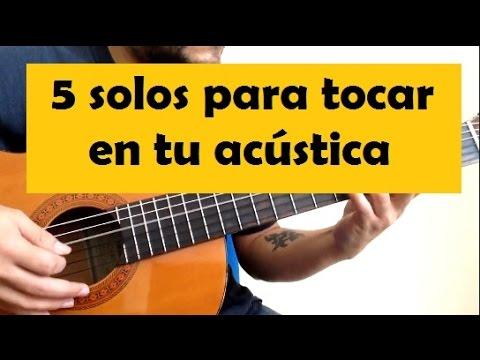 5 solos para guitarra cl%C3%A