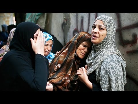 Mosaic News - 10/24/12: Israel Pounds Gaza Strip After Qatari Leader's Visit