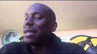 Tyrese Gibson talks about 'Cheating in a Relationship.'